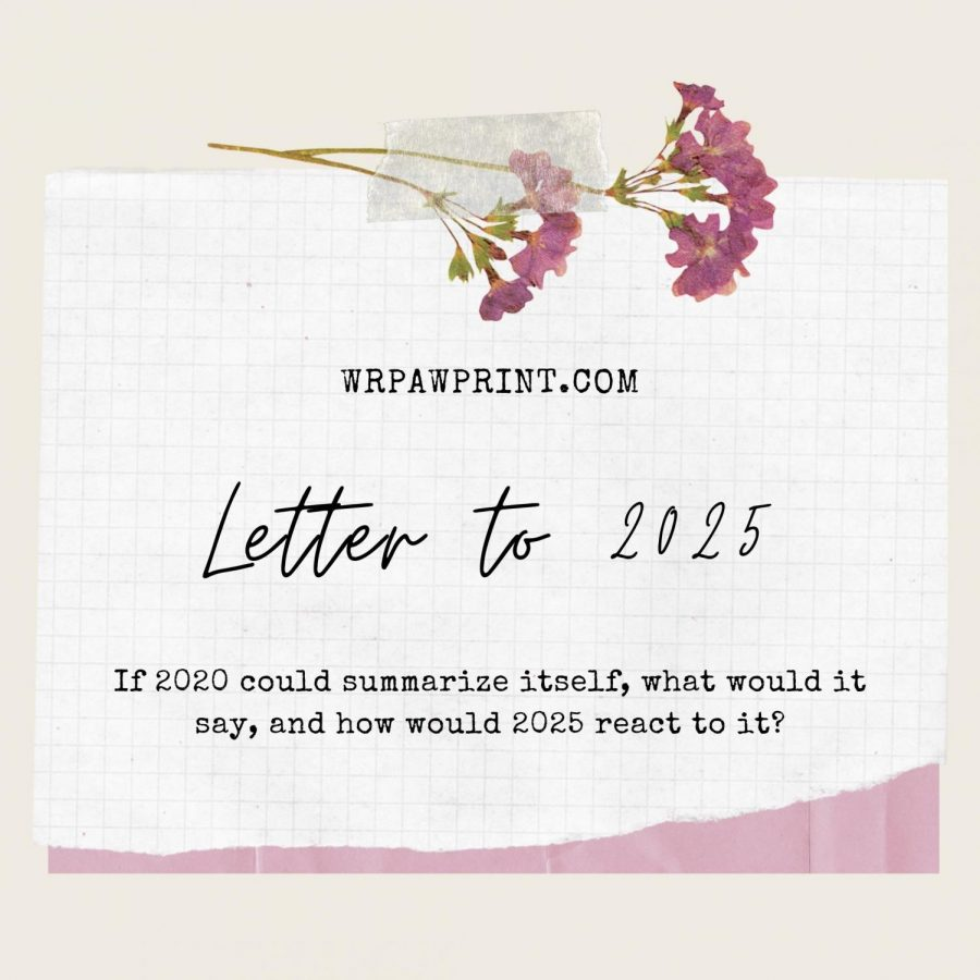 Letter to 2025