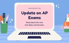 Update on the AP Exams