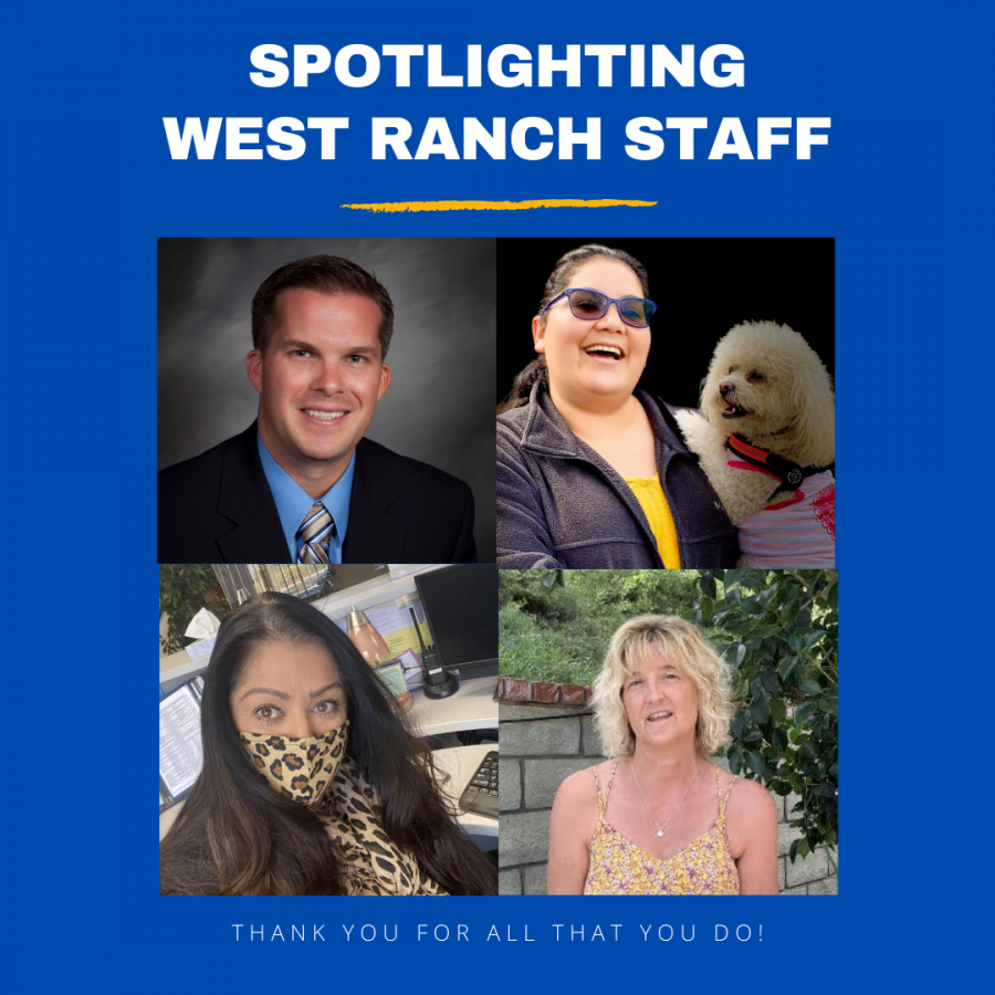 Spotlighting Spectacular West Ranch Staff: The Sequel