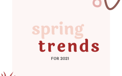 Fashion trends for Spring 2021