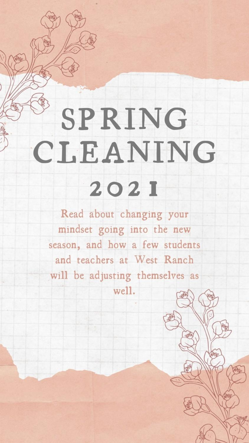 Spring Cleaning 2021: Attitudes & Mindsets