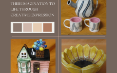 West Ranch Ceramics brings their imagination to life through creative expression