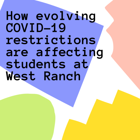 How evolving COVID-19 restrictions are affecting students at West Ranch