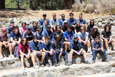 West Ranch Hockey Club embarks on team camping trip