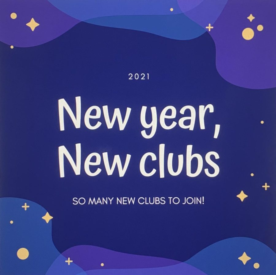 New Year, New Clubs