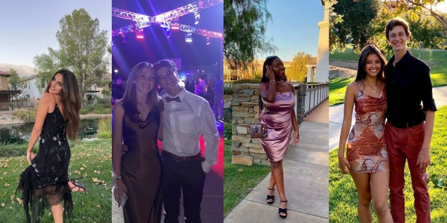 West Ranch students celebrate the homecoming dance in style