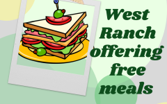West Ranch cafeteria offering free meals for the 2021-2022 school year